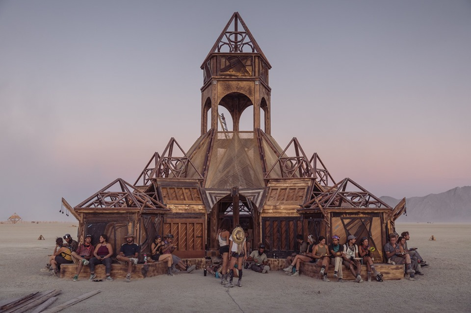 Soundcave Burning Man 2019