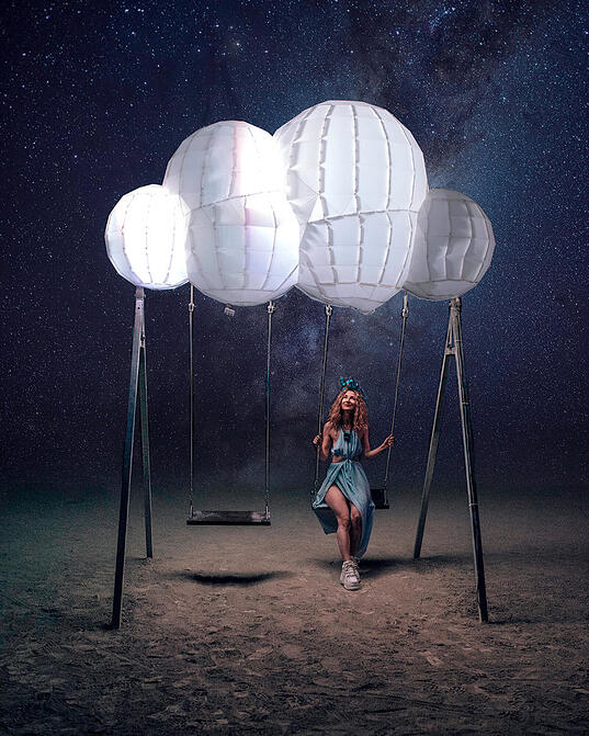 Cloud+Swing+by+Lindsay+Glatz