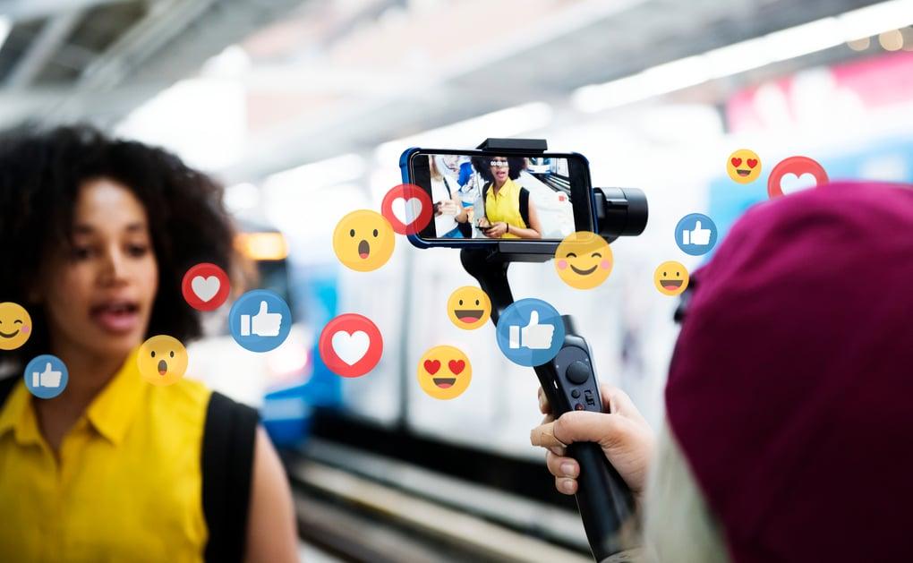 Influencer Marketing - Brand awareness